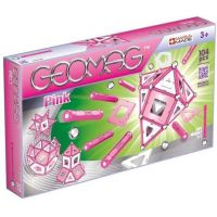Geomag Pink 104 dílků