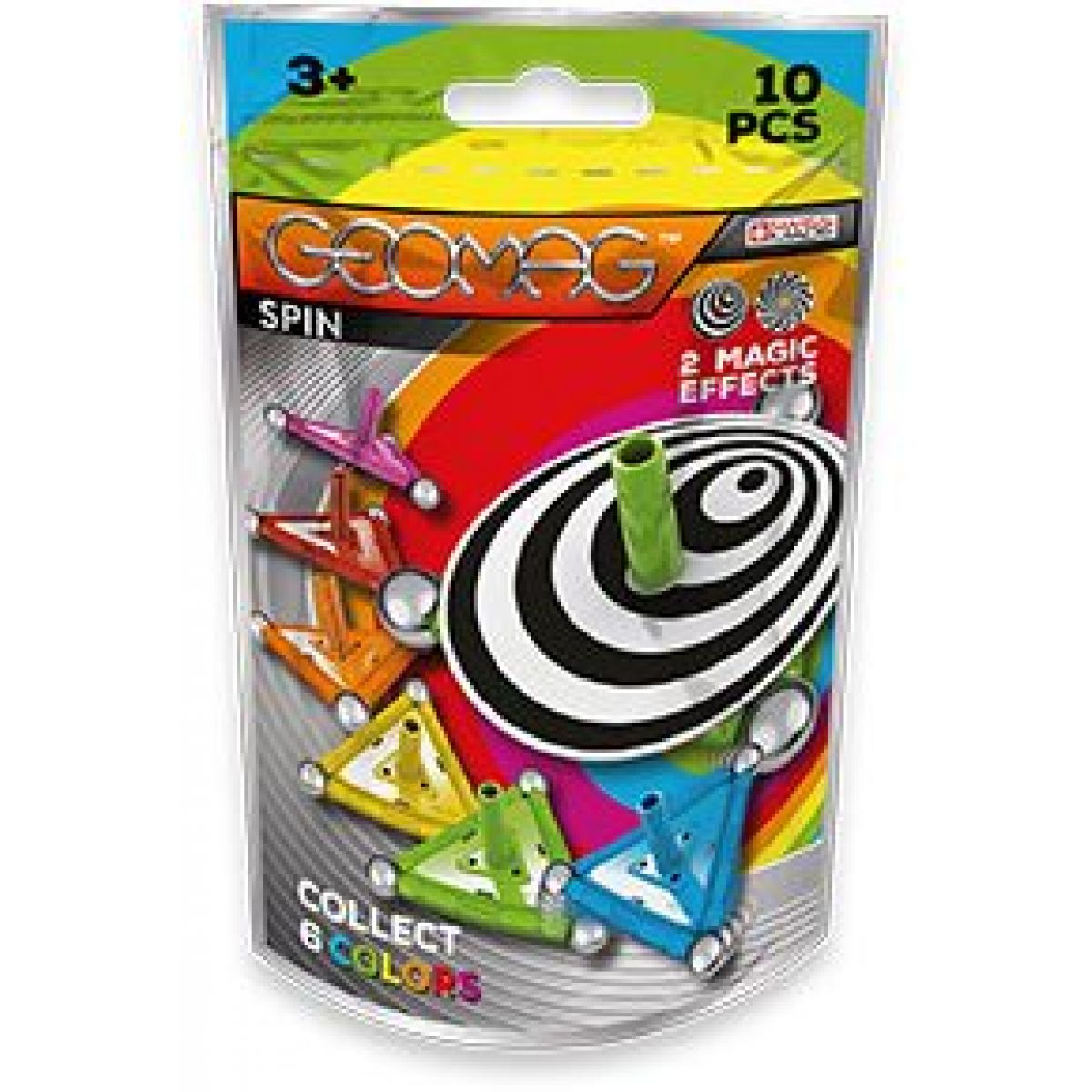 Geomag Spin 10pcs