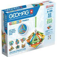 Geomag Supercolor recycled 52 dílků