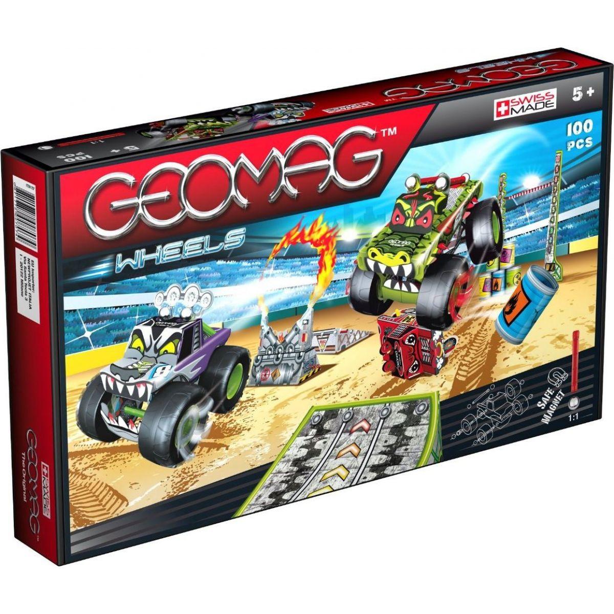 Geomag Wheels 707