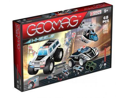 Geomag Wheels 708 dílů