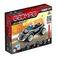 Geomag Wheels Fastcar 21 dílů