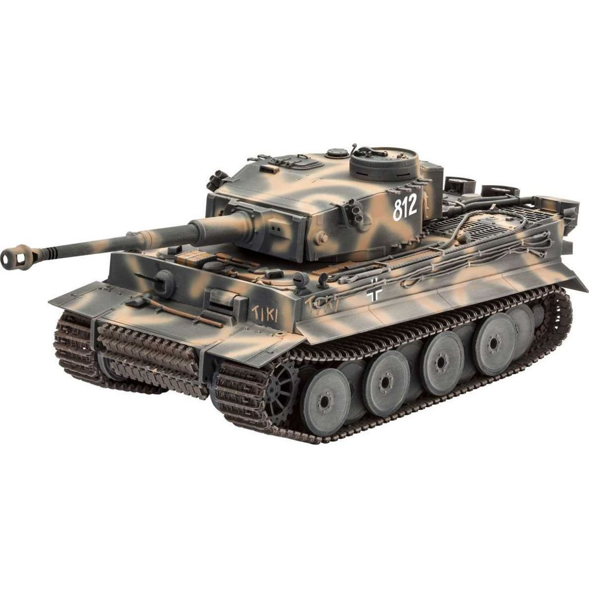 Revell Gift-Set tank 75 Years Tiger I 1:35