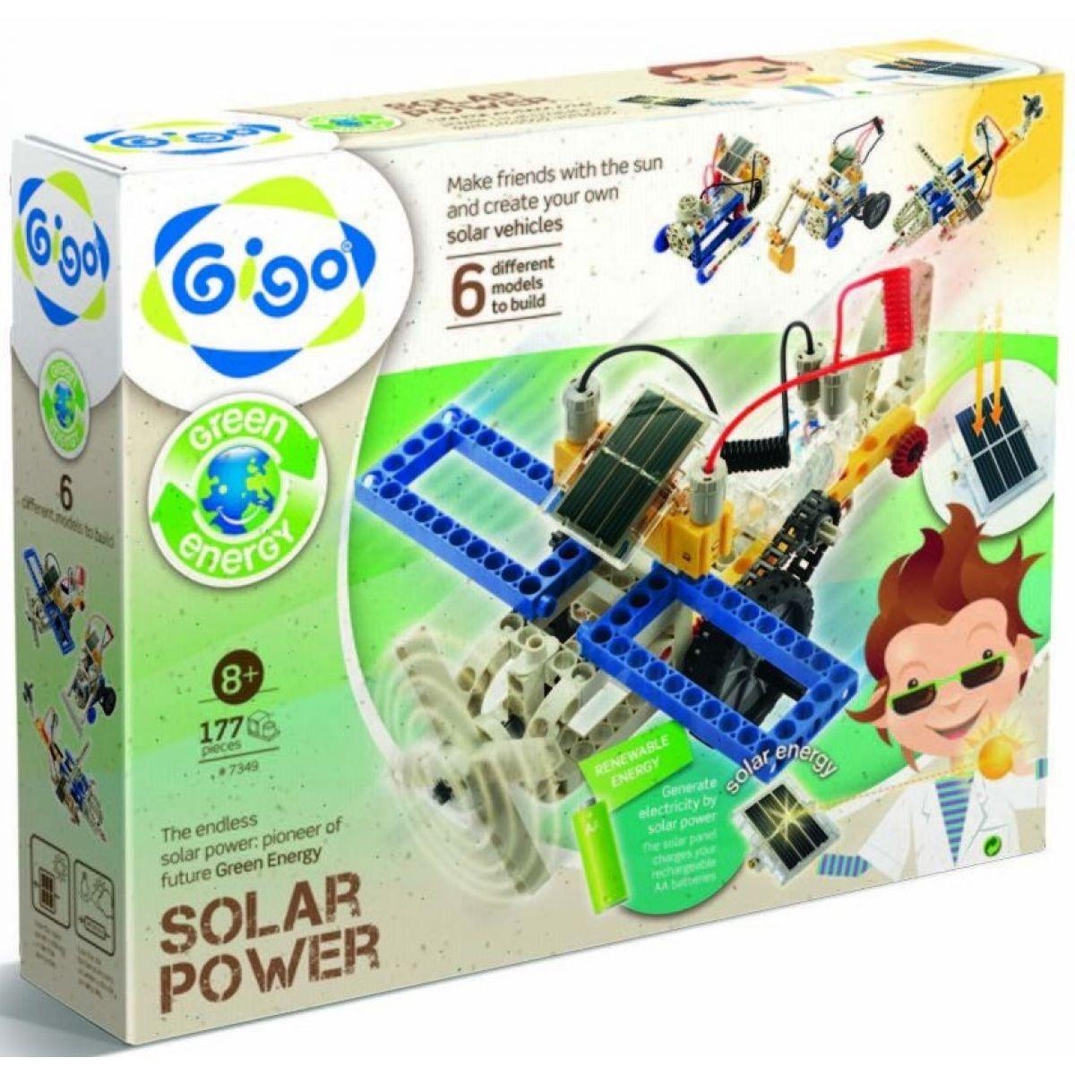 Gigo Stavebnice Solar Power