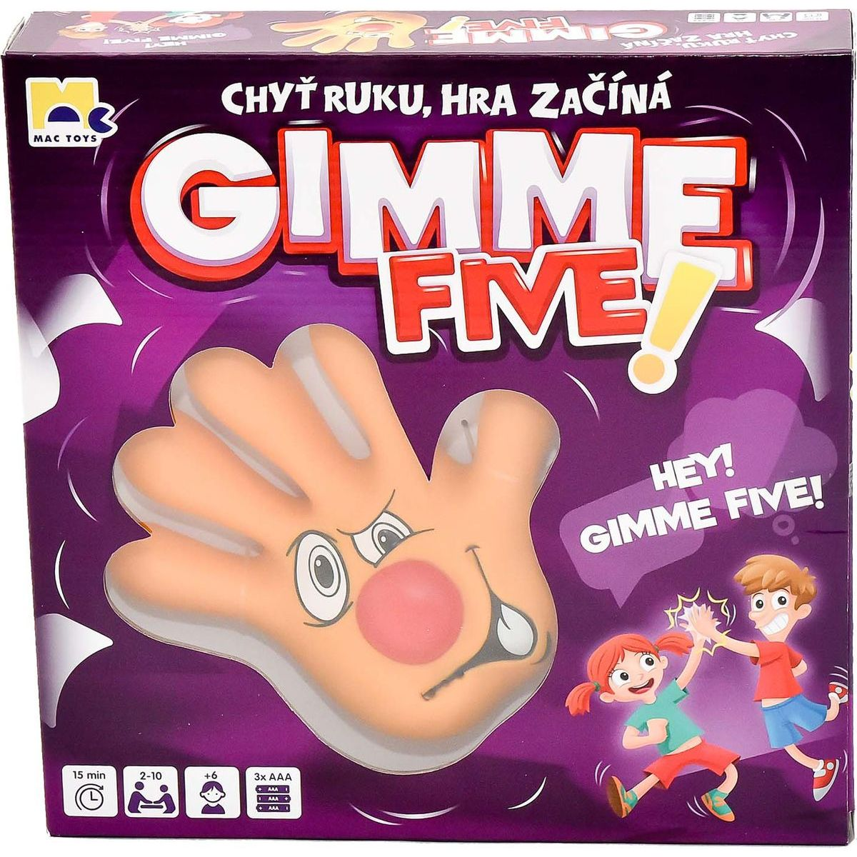 Mac Toys Gimme five!