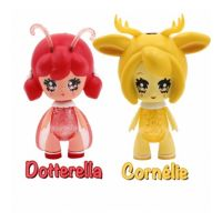 Glimmies Minipanenky 2 ks Dotterella,Cornélie
