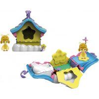Glimmies Svítící domeček s minipanenkou