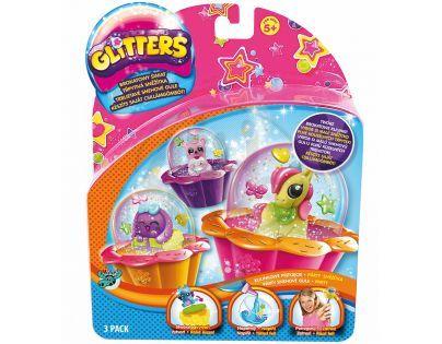 Ep Line Glitters třpytivá sněžítka 3-pack - Párty sněžítka