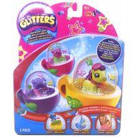 Ep Line Glitters třpytivá sněžítka 3-pack - Karnevalová sněžítka
