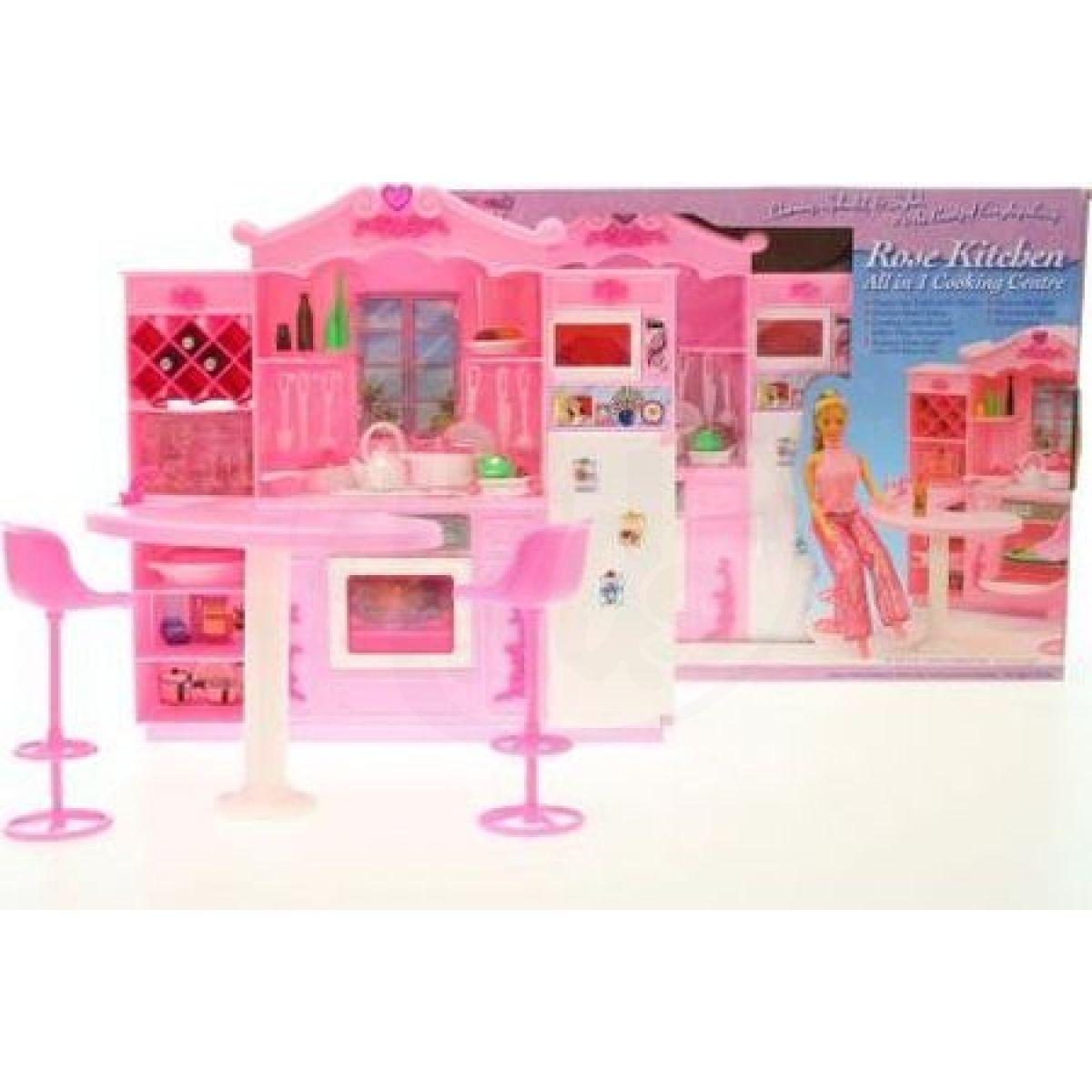 Glorie Kuchyňský set nábytek pro panenky 30x22x29 cm