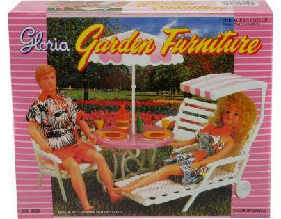 Glorie Zahradní nábytek