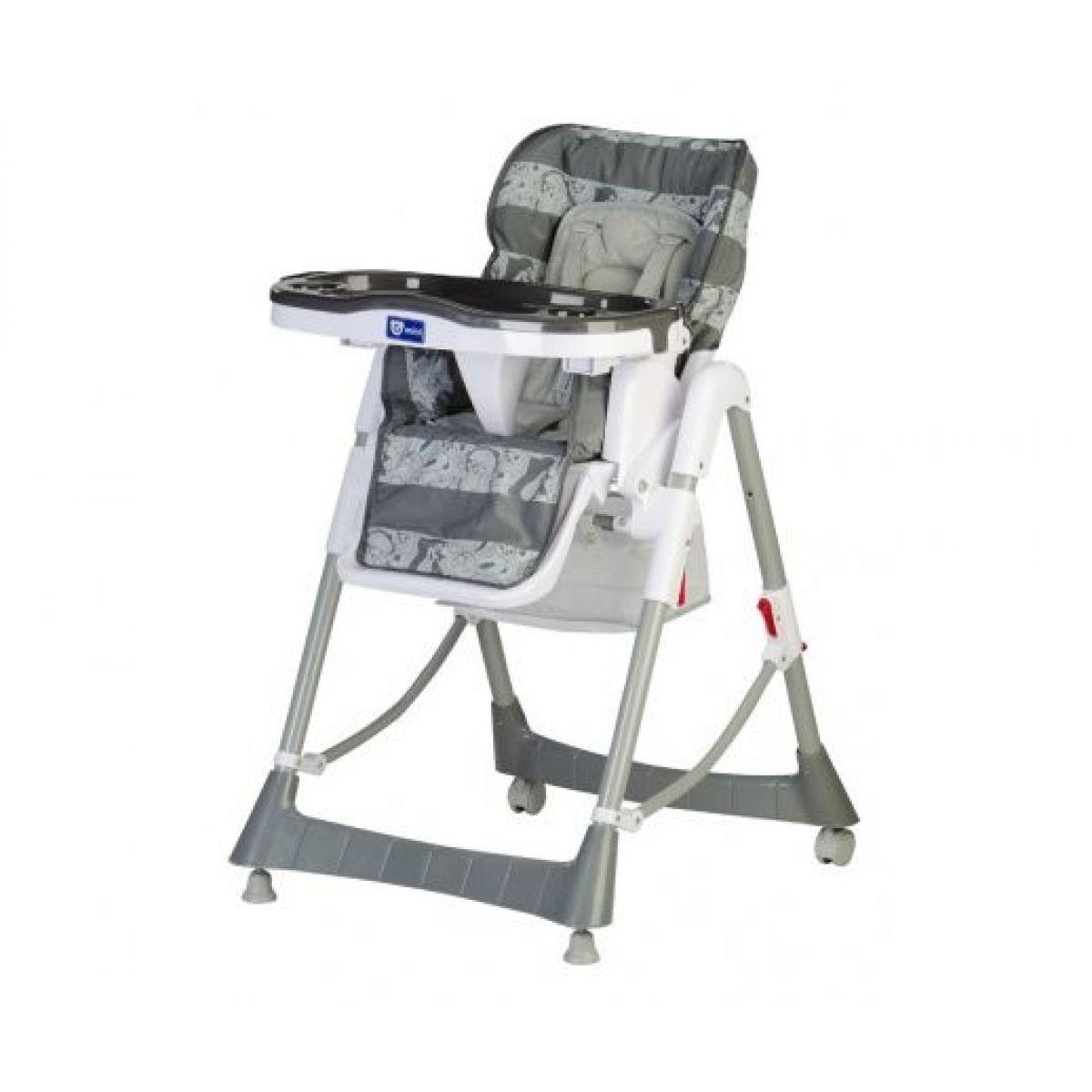 Gmini Krteček Jídelní židle Nyx - Pruh šedý
