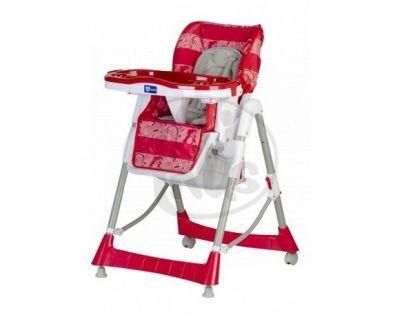 Gmini Krteček Jídelní židle Nyx - Pruh červený
