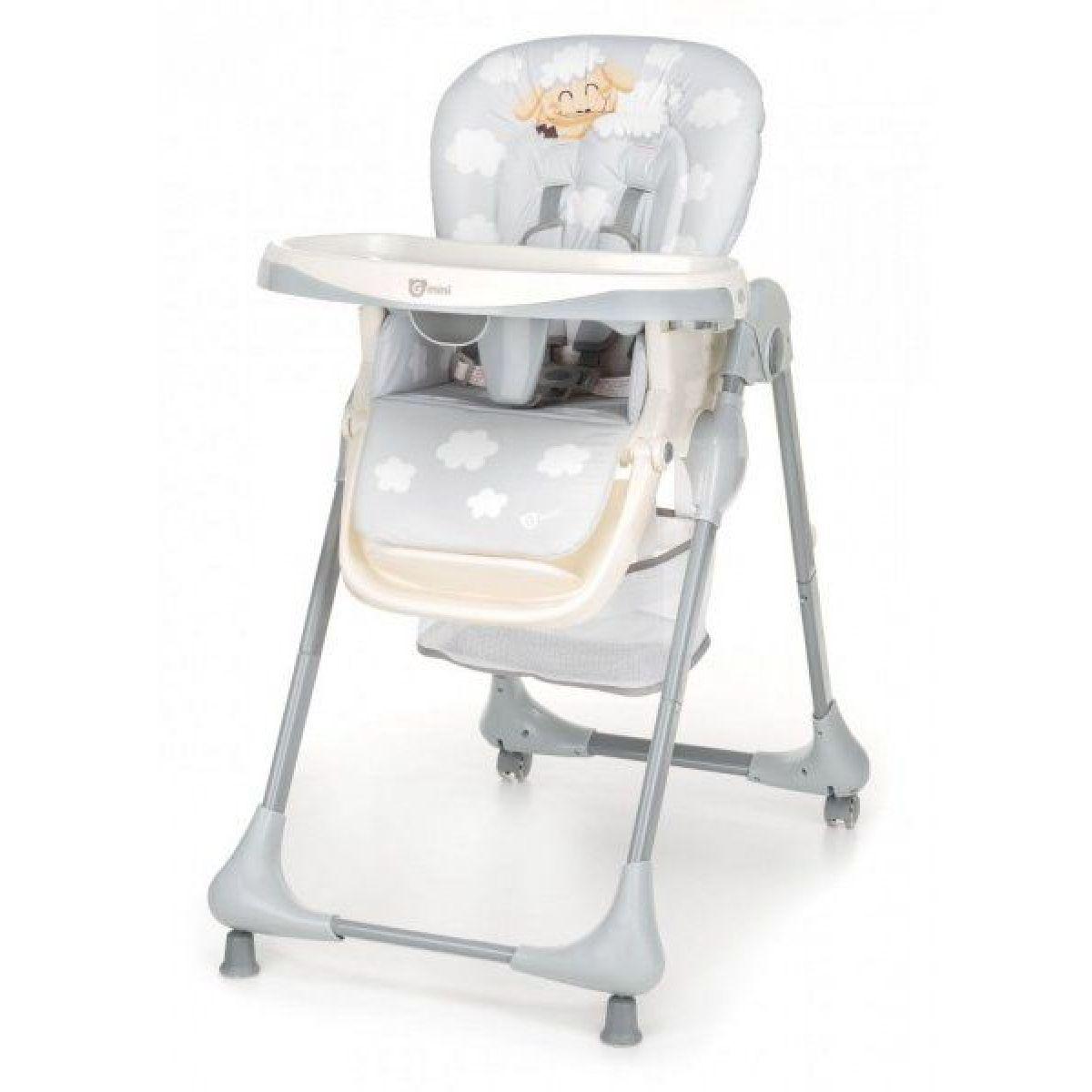 Gmini Jídelní židle Melisa Ovečka cool grey