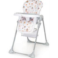 Gmini Jídelní židle Simply Shell šedá