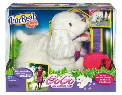 "Hasbro 94371_94372 - FurReal Friends GO GO ""Chodící"" štěňátko"