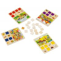 Goki paměťová didaktická hra Farma a Cirkus