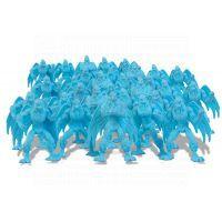 Ep Line Gormiti Cartoon Neorganic 4 cm mini bojovníci - Modrá světlá