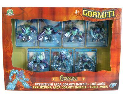 EPline EP01273 - Gormiti Energie exklusivní sada Gormiti Moře