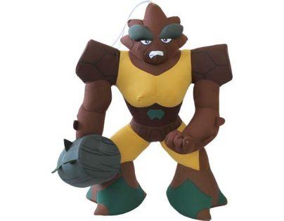 Gormiti figurka látková 45 cm - Pán Země