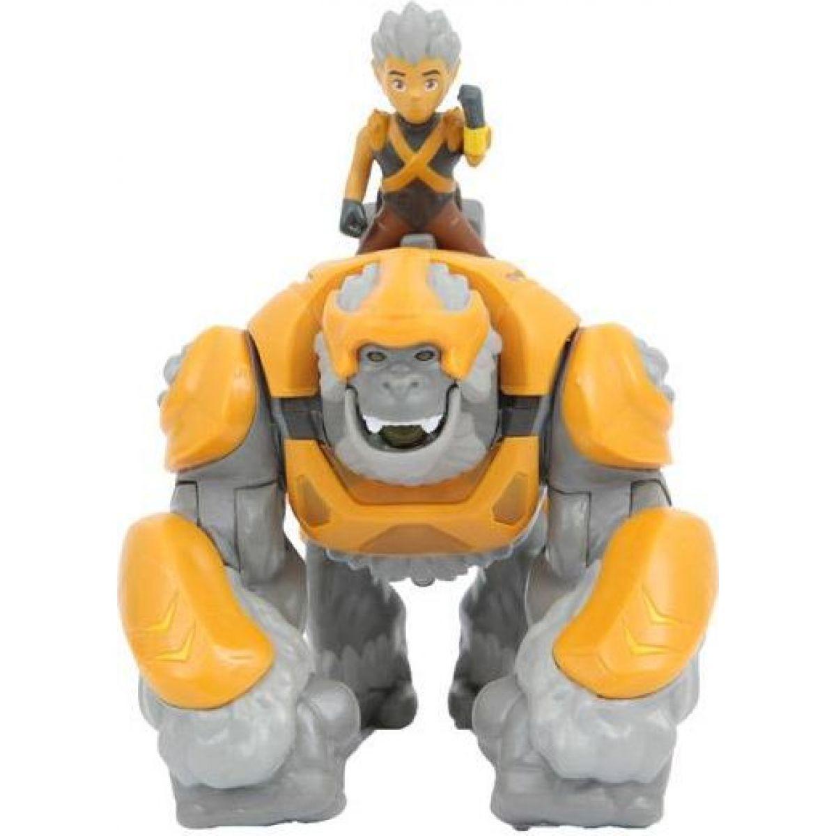 Gormiti sada zvíře a figurka 7 cm Gorok a Trek