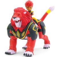 Gormiti sada zvíře a figurka 7 cm Pyron a Riff