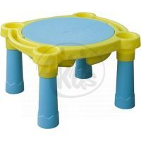Marian Plast Stoleček na hraní s pískovištěm+kryt