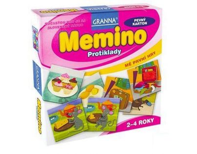 GRANNA 02139 - Memino