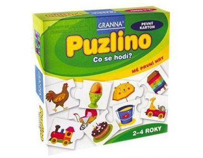GRANNA 02140 - Puzlino