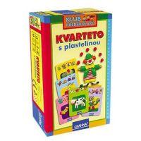 GRANNA 02054 - Kvarteto s plastelínou