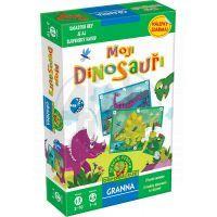 Granna Moji dinosauři