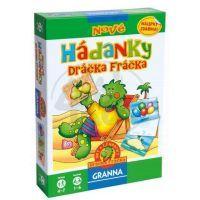 GRANNA 02025 - Nové Hádanky Dráčka Fráčka