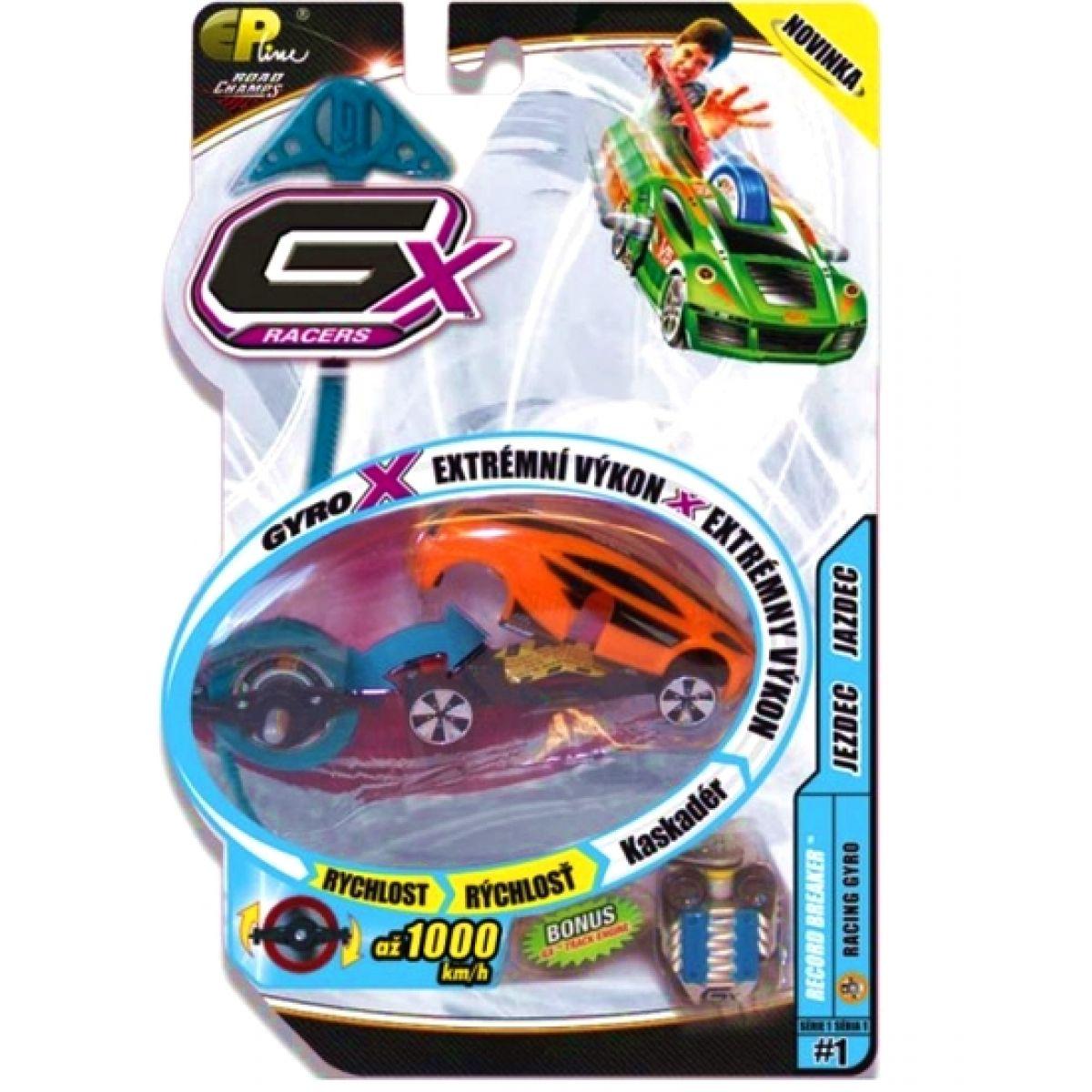 GX RACERS Základní sada
