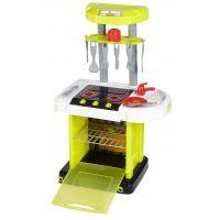 Halsall Smart Elektronická kuchyňská linka 3