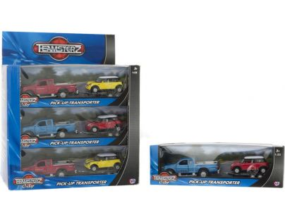 Halsall Teamsterz City Pick-up transporter
