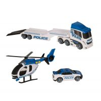 Halsall Teamsterz Přeprava policejní helikoptéry 2