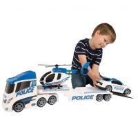 Halsall Teamsterz Přeprava policejní helikoptéry 4