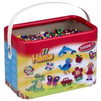 Hama H202-67 - Zažehlovací korálky MIDI box 10.000 ks
