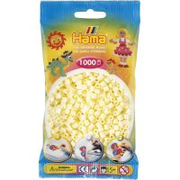 Hama H207-02 Krémové korálky 1000 ks