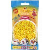 Hama H207-03 -Zažehlovací korálky MIDI žluté 1.000 ks