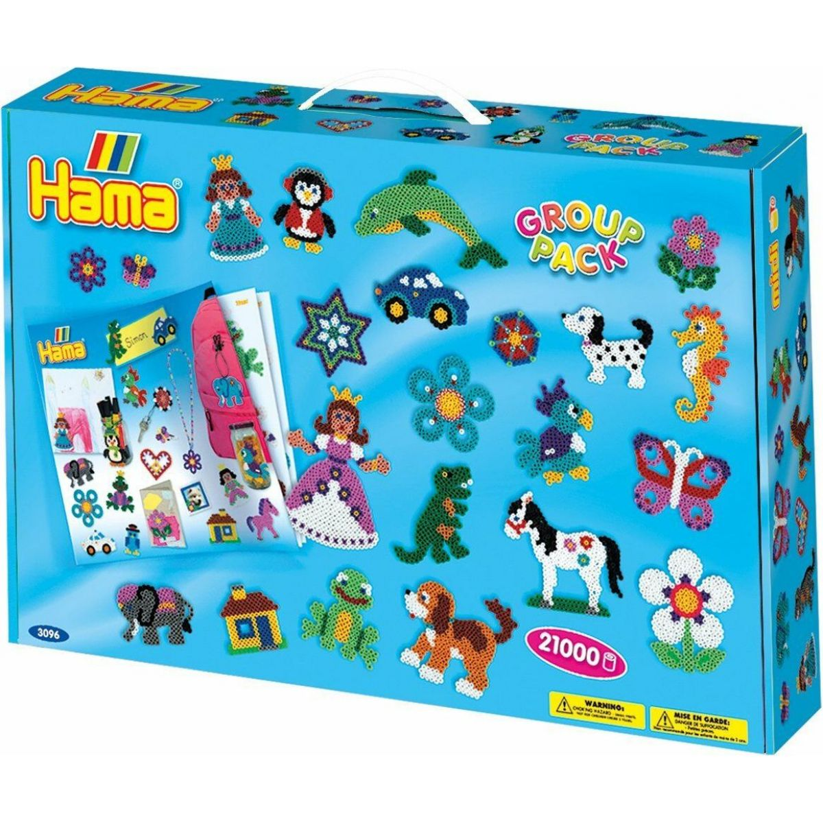 Hama H3096 Group projekt set Midi