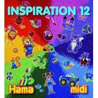 Hama H399-12 - Inspirativní knížka 12 MIDI