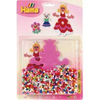 Hama H4056 Korálkový set princezny Midi