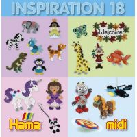 Hama Midi Inspirativní knížka 18