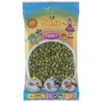 Hama Midi Korálky khaki 1000 ks
