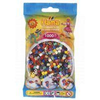 Hama H207-67 - Zažehlovací korálky MIDI mix VI 1.000 ks