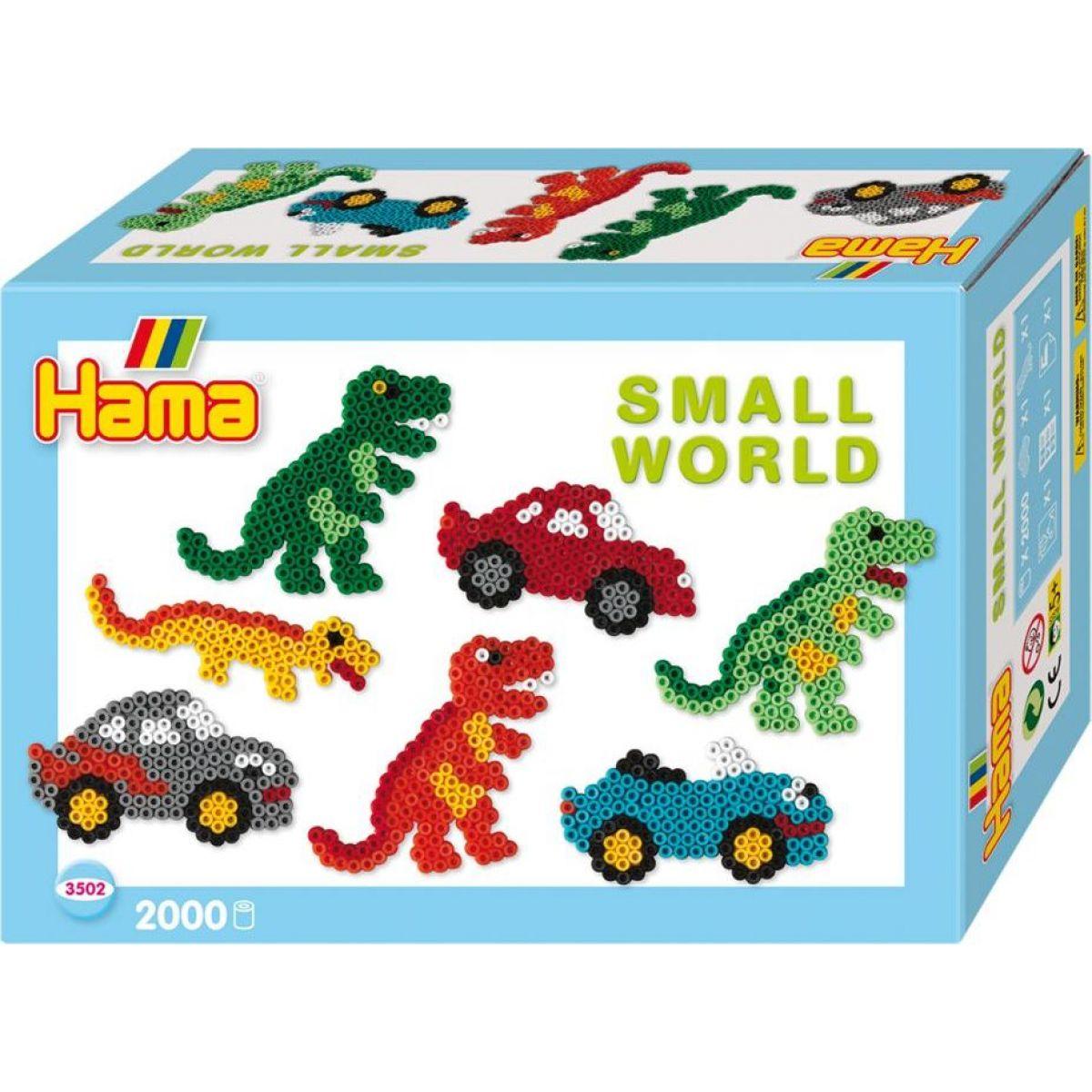 Hama Midi Malý svět Dino