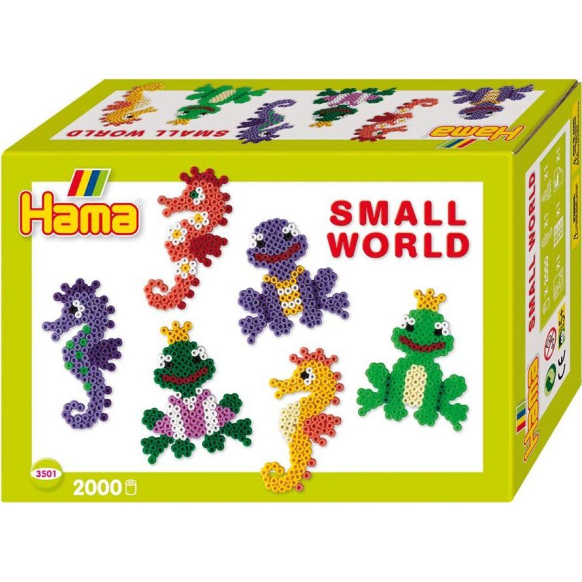 Hama Midi Malý svět Vodní zvířátka