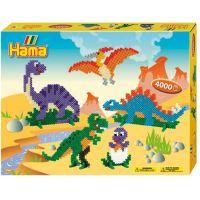 Hama Midi Velká dárková sada Dino