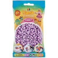 Hama Midi Zažehľovacie korálky Pastelovo svetlo fialové 1000 ks